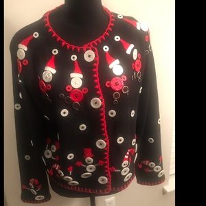 Holiday Sweater by Michael Simon